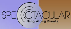 logo sing along events